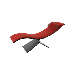 Paso Doble | Chaise Longues | Sergio Fahrer Design