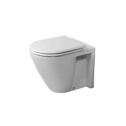 Starck 2 - Toilet, floor-standing | Toilets | DURAVIT