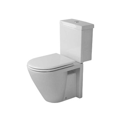Starck 2 - Toilet, close-coupled | Toilets | DURAVIT