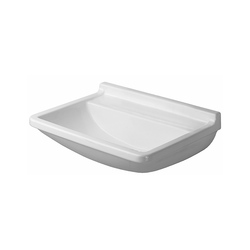 Starck 3 - Washbasin Med | Wash basins | DURAVIT