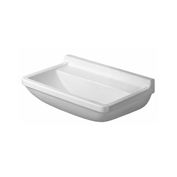 Starck 3 - Washbasin compact Med | Wash basins | DURAVIT