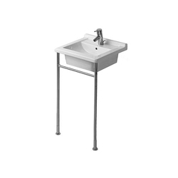 Starck 3 - Metal console | Wash basins | DURAVIT