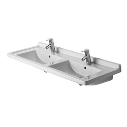 Starck 3 - Double washbasin | Wash basins | DURAVIT