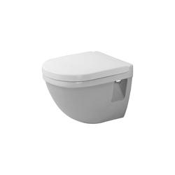 Starck 3 - Inodoro suspendido Compact | Inodoros | DURAVIT