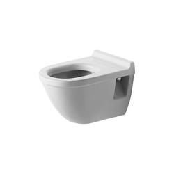 Starck 3 - Wand-WC | Klosetts | DURAVIT