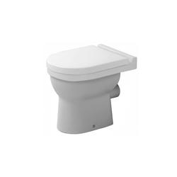 Starck 3 - Toilet, floor-standing | Toilets | DURAVIT