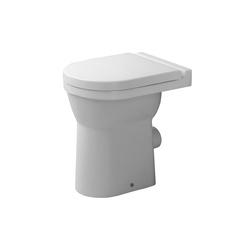 Starck 3 - Stand-WC Vital | WCs | DURAVIT