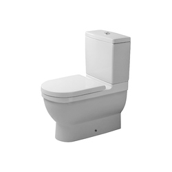 Starck 3 - Toilet, close-coupled | Toilets | DURAVIT