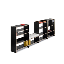 harold book shelf | Cloisons | maude