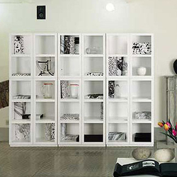 Book | Display cabinets | Ideal Form Team