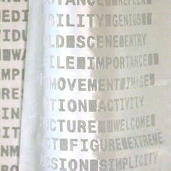 Words | Curtain fabrics | alato