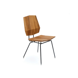 SATU chair | Sedie | INCHfurniture
