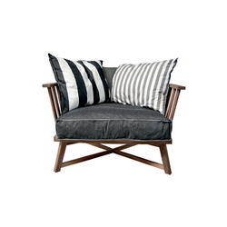Gray 07 | Lounge chairs | Gervasoni