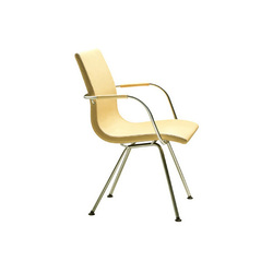 Atlas Armchair | Visitors chairs / Side chairs | Lammhults