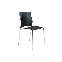 Cosmos Chair | Visitors chairs / Side chairs | Lammhults