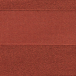 Sqr Basic Stripe Terracotta | Auslegware | Carpet Concept