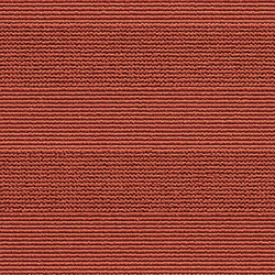 Sqr Basic Stripe Terracotta | Wall-to-wall carpets | Carpet Concept