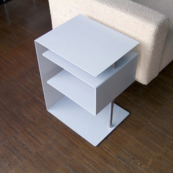 x-centric table | Side tables | Radius Design