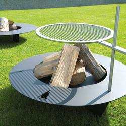 fireplate | Barbecues | Radius Design