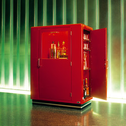 Classic Line KB 323 Bar cabinet | Frigoríficos / Neveras | Müller Möbelfabrikation