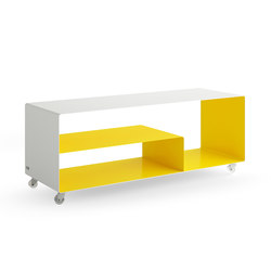 Mobile Line R 111N Sideboard | Carritos multimedia | Müller Möbelfabrikation