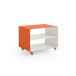 Mobile Line R 103N Trolley | Side tables | Müller Möbelfabrikation