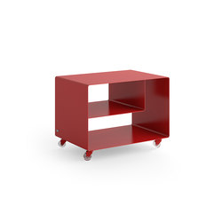 Mobile Line R 106N Trolley | Tables d'appoint | Müller Möbelfabrikation