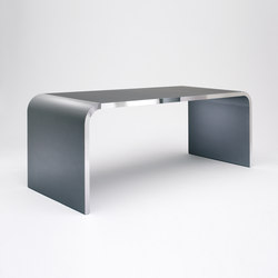 Highline M10 Desk | Escritorios individuales | Müller Möbelfabrikation