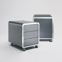 Highline R20 Roll container | Pedestals | Müller Möbelfabrikation