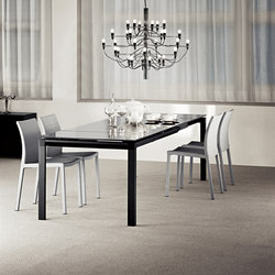Chat | Tables de repas | Bonaldo