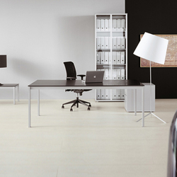 Oak | Contract tables | Fantoni