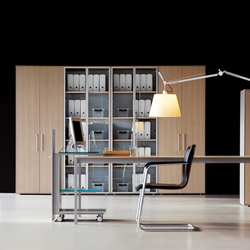 Oak | Cabinets | Fantoni