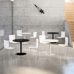 Mèta | Cafeteria tables | Fantoni