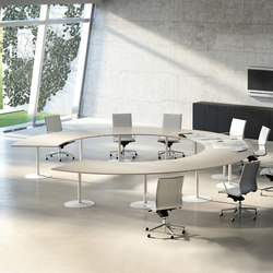 Mèta | Conference tables | Fantoni