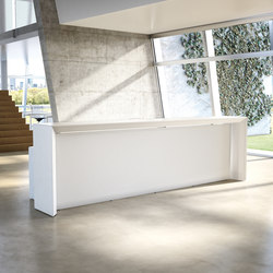 Mèta | Reception desks | Fantoni