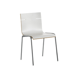Nik hospitality | Restaurant chairs | Fantoni