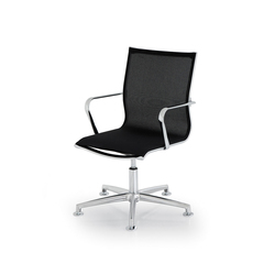 Elle executive 29-SF21 | Visitors chairs / Side chairs | Fantoni