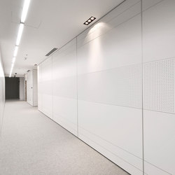 Stillwall System | Wandpaneele | Fantoni