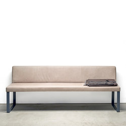 Bop | Waiting area benches | more