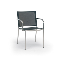 Helix armchair | Garden chairs | Fischer Möbel