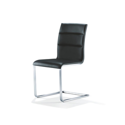 LYNN Chair | Visitors chairs / Side chairs | Girsberger