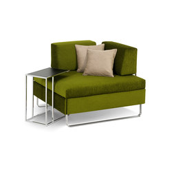 BED for LIVING Hocker | Pouf | Swiss Plus