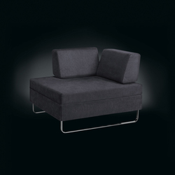 Bed for Living Pouf | Divani letto | Swiss Plus