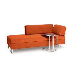 BED for LIVING Doppio | Sofas | Swiss Plus