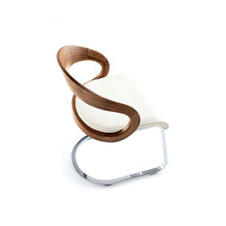 girado cantilever chair | Chairs | TEAM 7