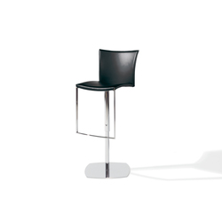 Nobile Barhocker | 2079 | Counter stools | Draenert