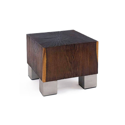 cube fumé | Coffee tables | woodloops
