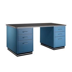 Classic Line TB 228 Desk | Bureaux individuels | Müller Möbelfabrikation