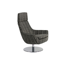 Happy Swing chair high back | Sillones lounge | Swedese