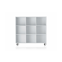 Montana CO16 | application example | Office shelving systems | Montana Møbler